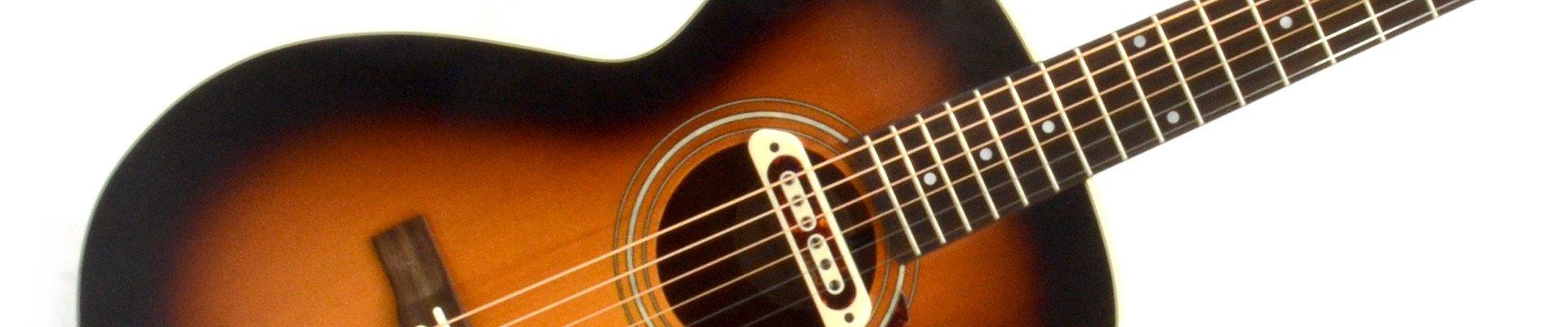Guild Guitars Banner