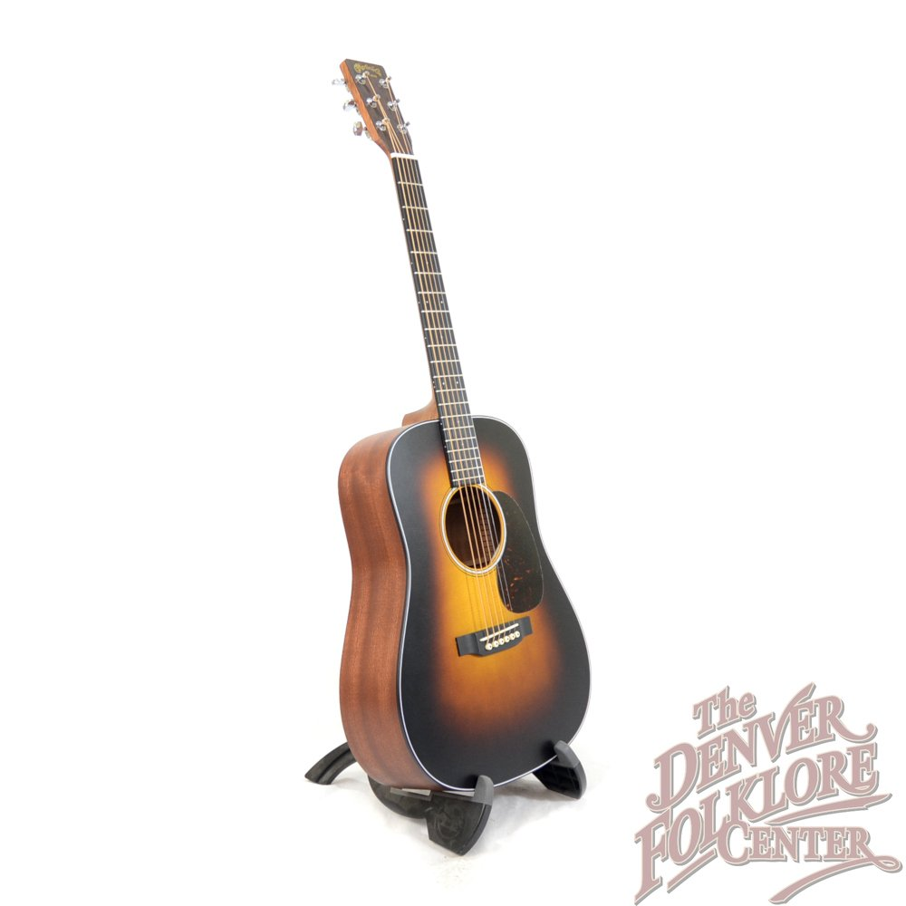 Martin DJR10 Dreadnought Junior Sunburst