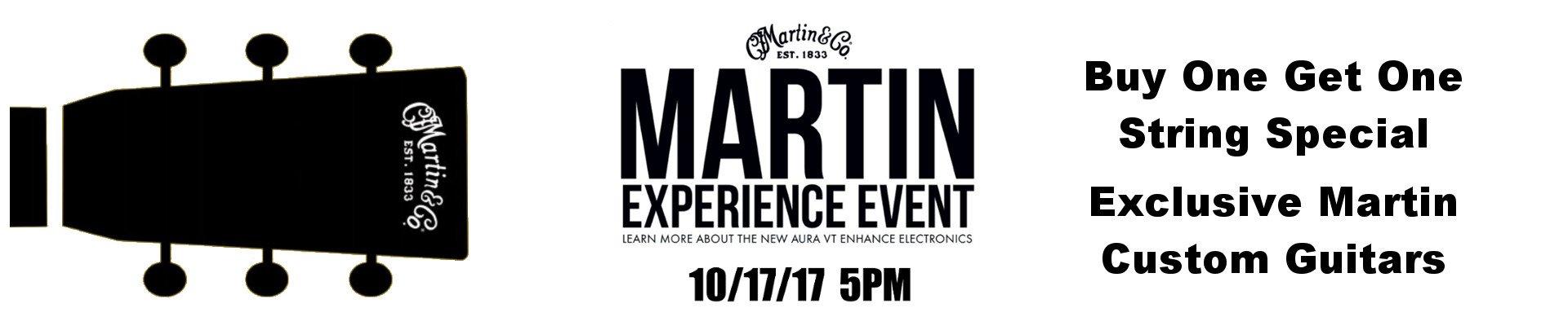 Martin Experience 2017
