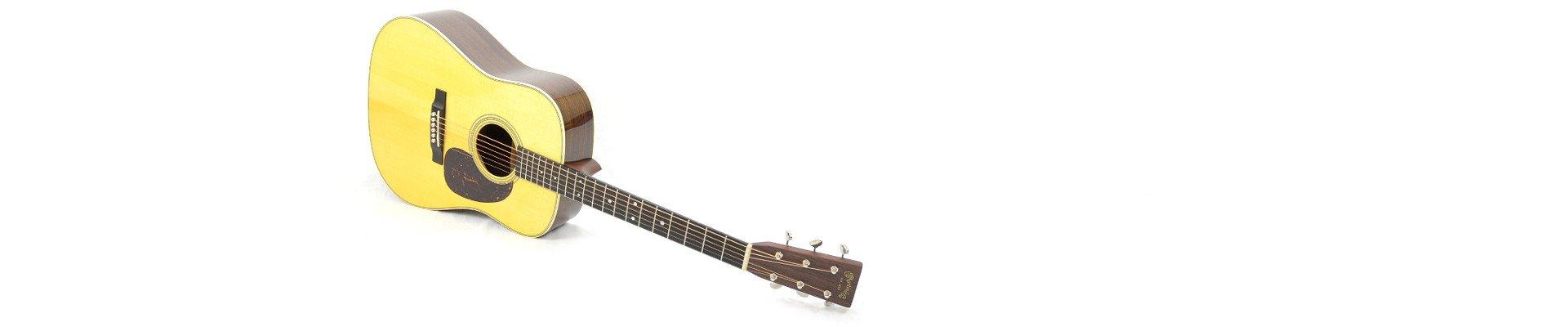 Martin Guitar Company Banner