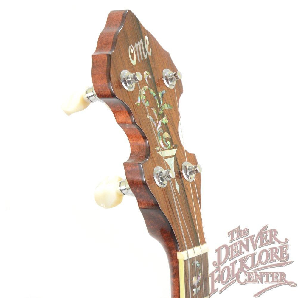 Ome Custom Tenor Banjo (2009)