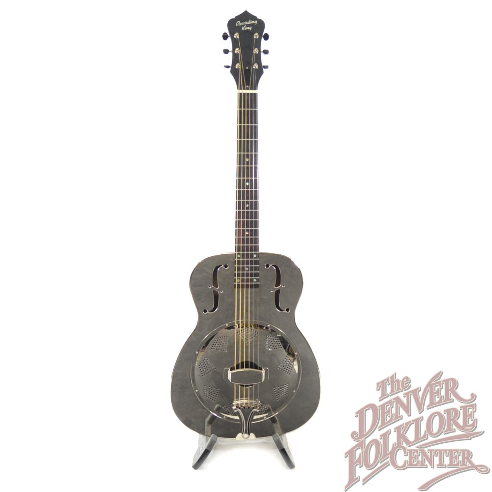 Recording King RM-998-R Round Neck Resonator