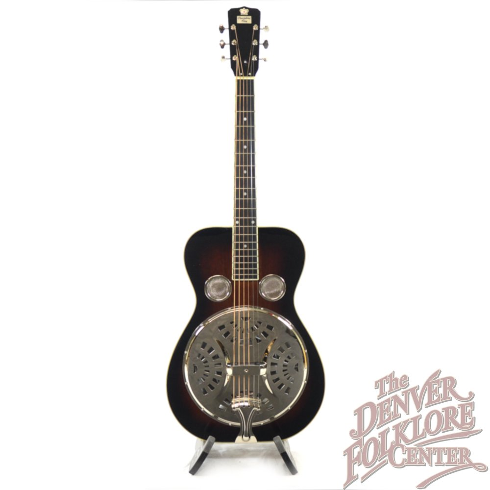 Recording King RR-50-VS Round Neck Resonator