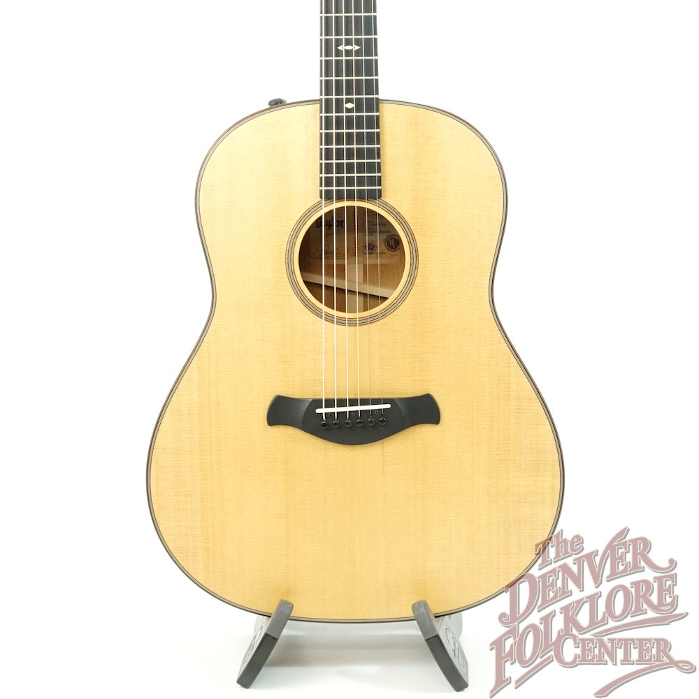 Taylor 517e Natural Builder's Edition