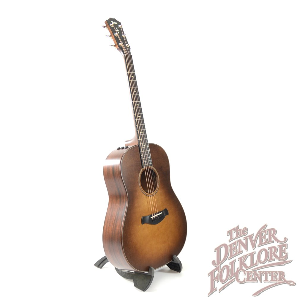 Taylor 517e WHB Wild Honey Burst Builder's Edition