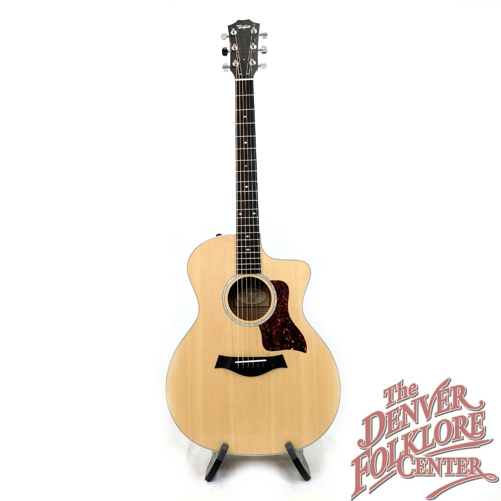 Taylor 214ce-FM DLX Flamed Maple