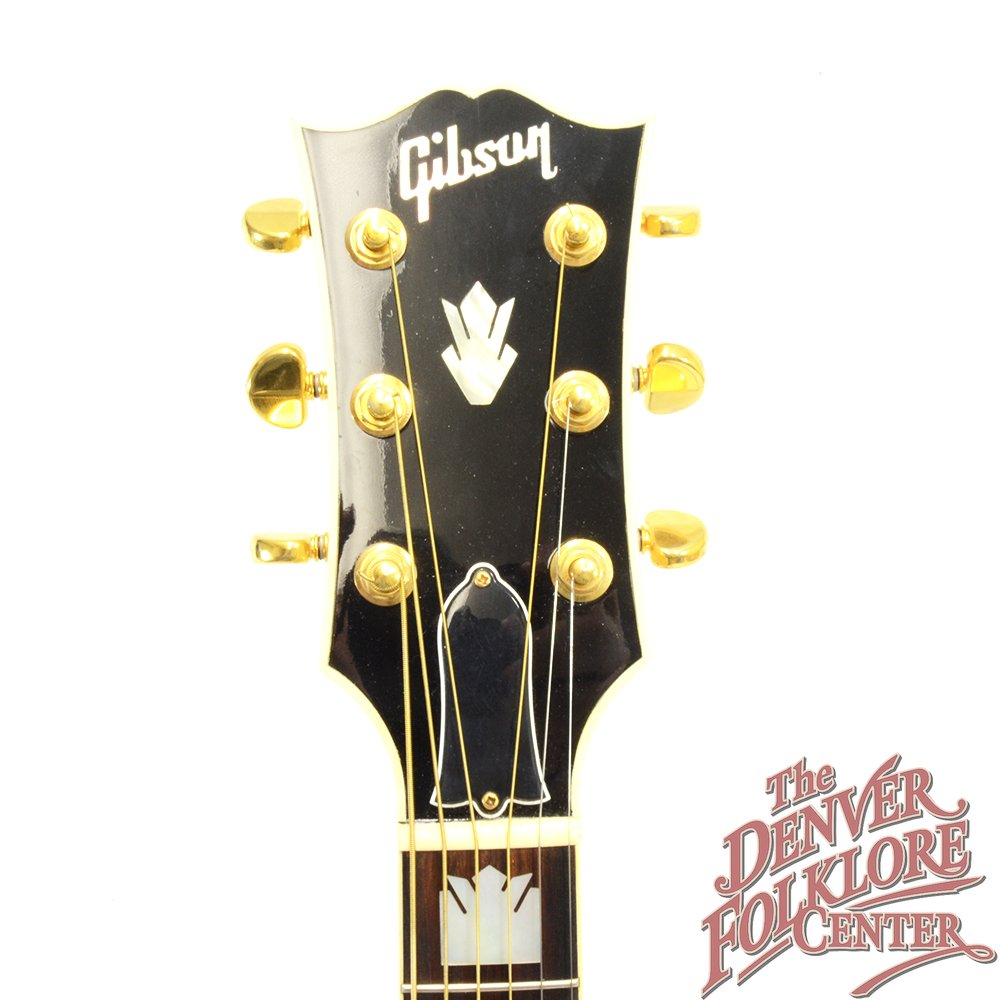 Gibson SJ-200 with L R  Baggs Element Pickup (2008)