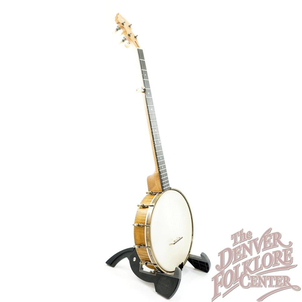 Ute 11 Standard Openback Banjo w/ Ome bag