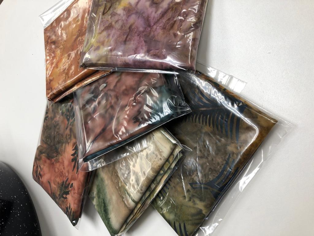 Batik Face Mask Kit