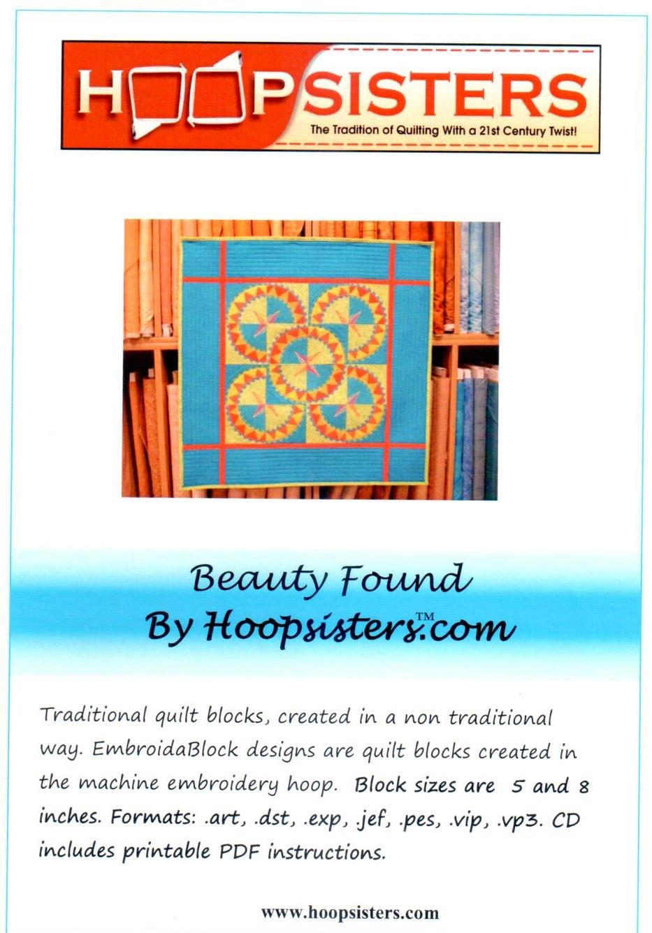 Beauty Found by Hoopsisters