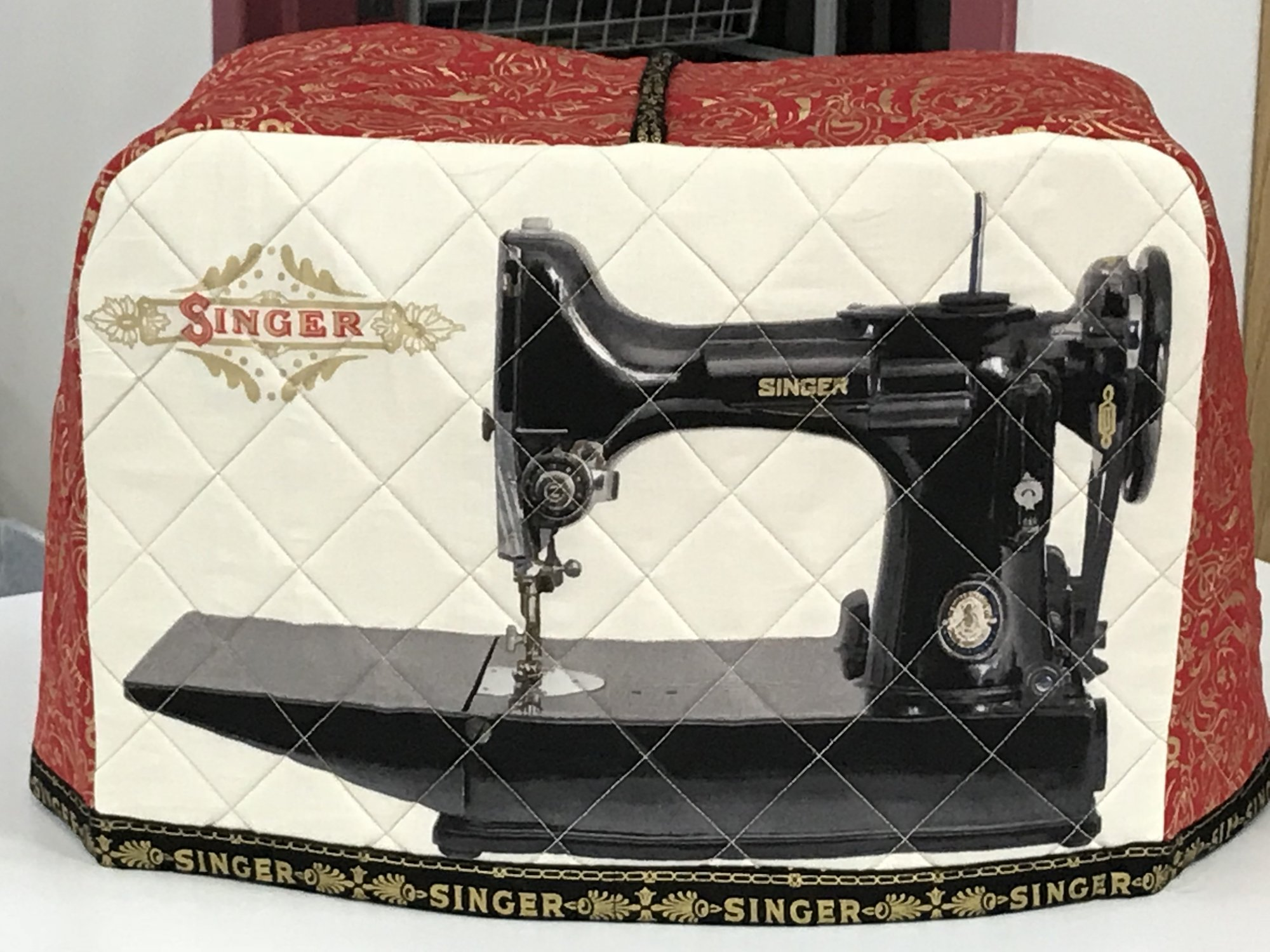 Fannie Featherweight Cover Kit
