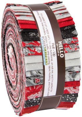Holiday Flourish Jelly Roll