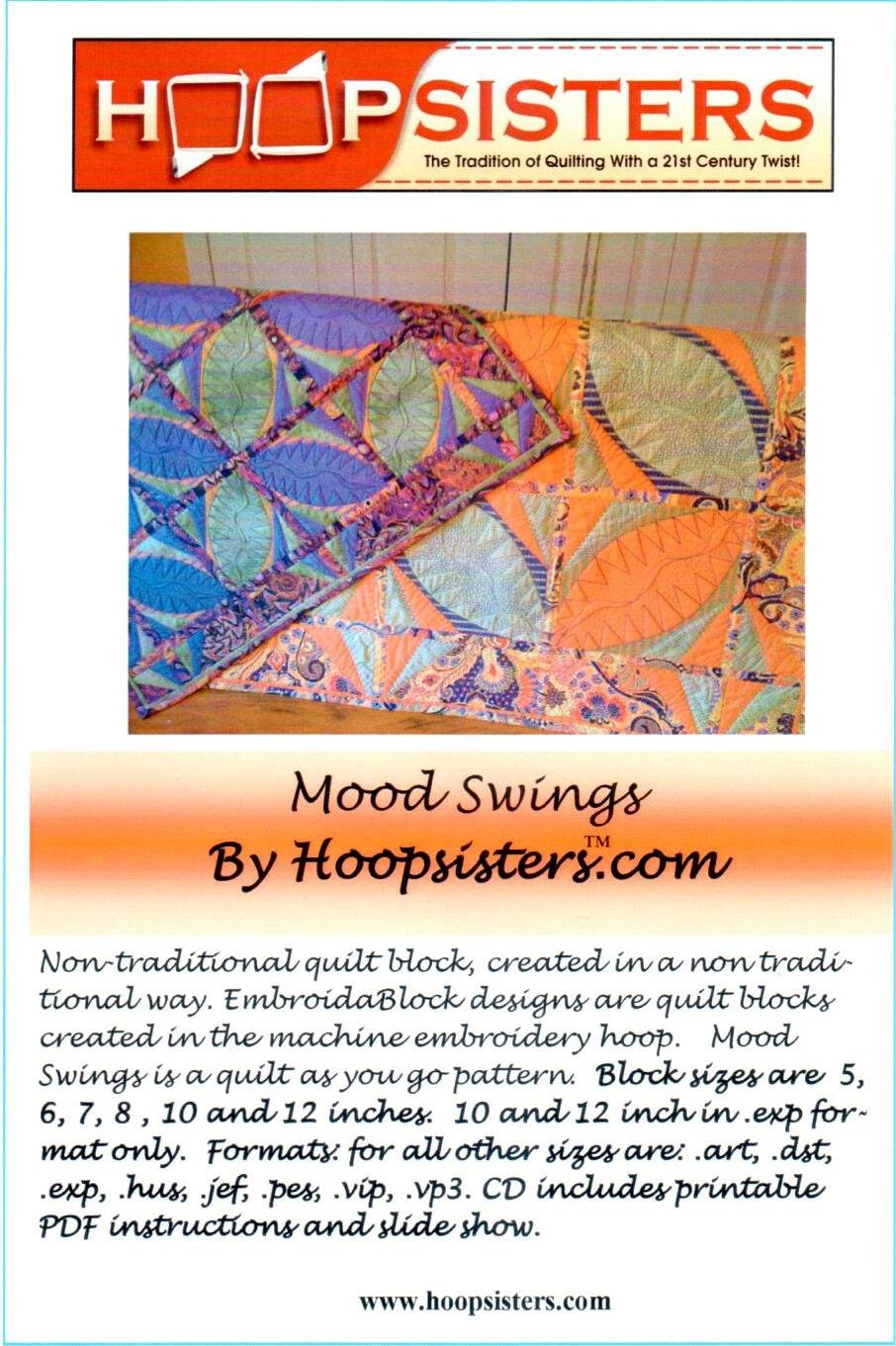 Mood Swings by Hoopsisters