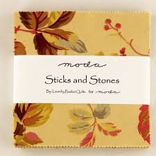 Sticks and Stones Charm Pack