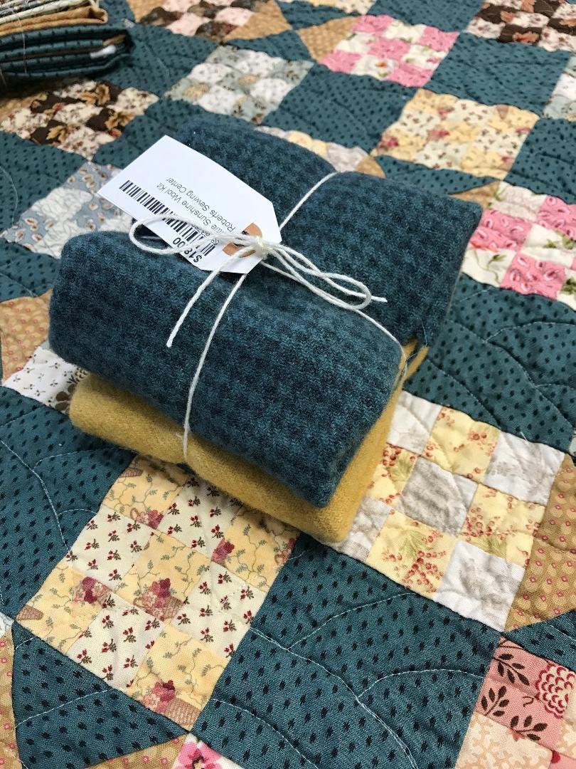 Little Sunshine Wool Kit
