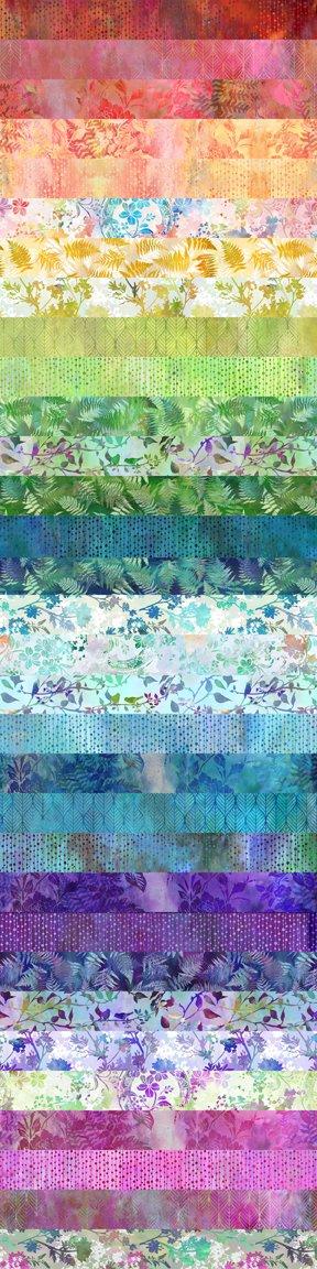 Garden of Dreams 2.5 Strip Roll