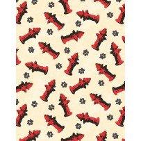 Dog Wisdom 14610-239 Hydrants & Paws