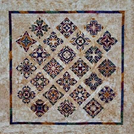 Country Magic Block of the Month Pattern Set