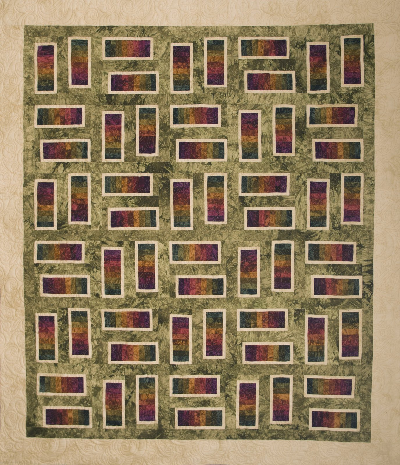 Steppin' Stones Quilt Kit