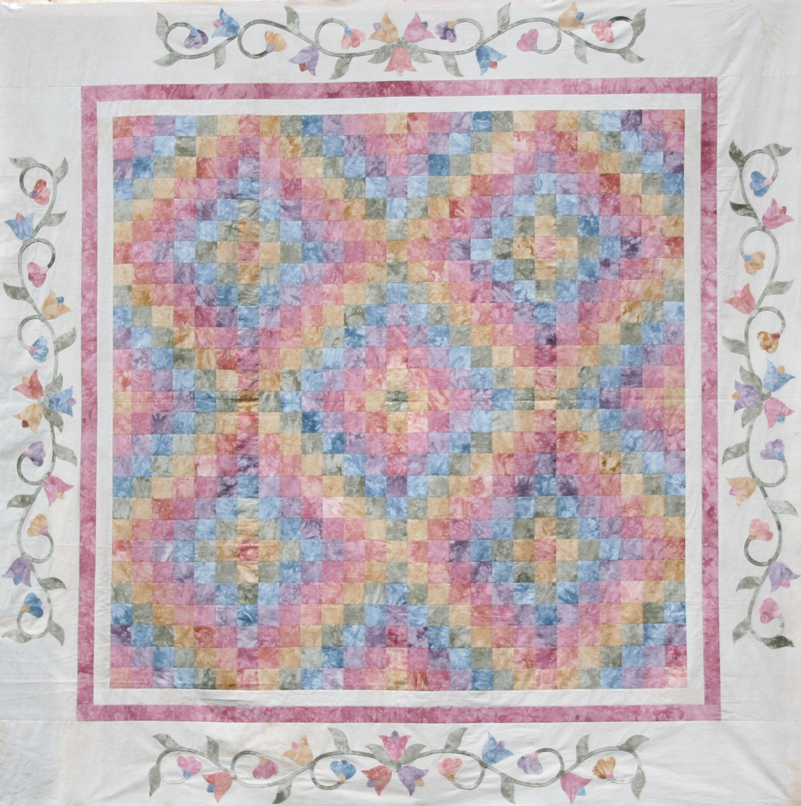 Garden Trails Quilt Kit