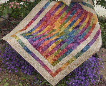 Shock Wave Quilt Kit