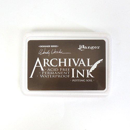 POTTING SOIL ARCHIVAL INK PAD