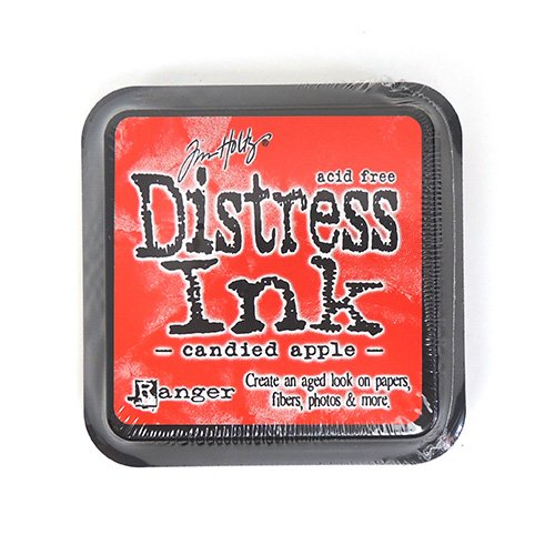 CANDIED APPLE DISTRESS INK PAD