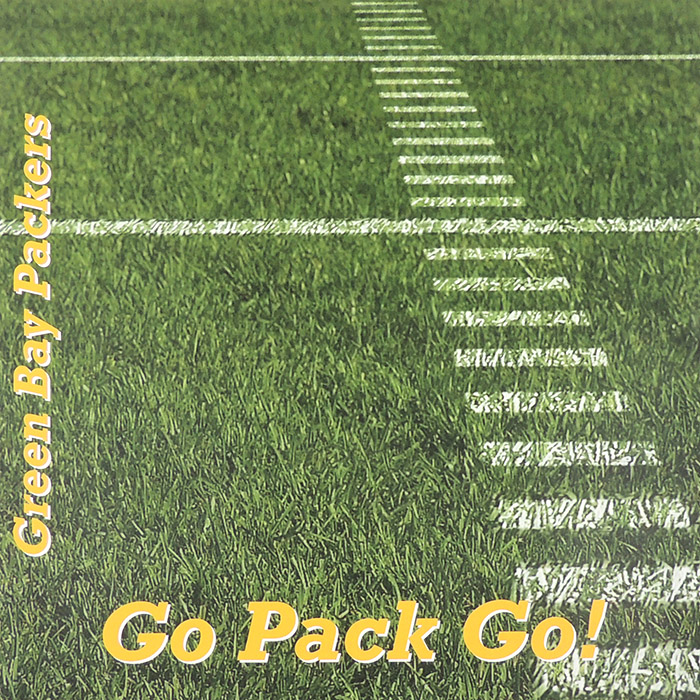 GO PACK GO 12X12 PAPER