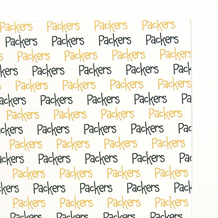 PACKERS SPIRIT PAPER | WHITE