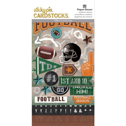 FOOTBALL STICKER MULTI PACK