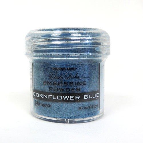 CORNFLOWER BLUE EMBOSSING POWDER