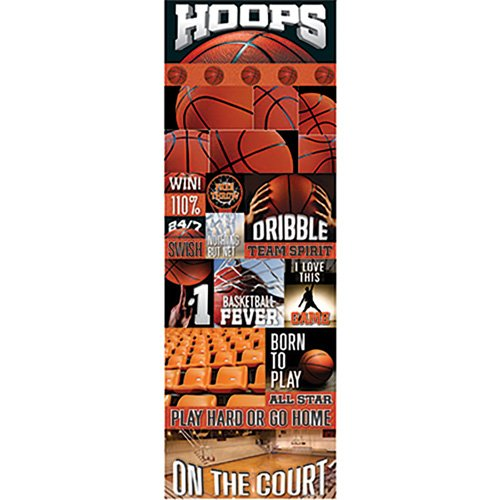 BASKETBALL GRAPHIC STICKER