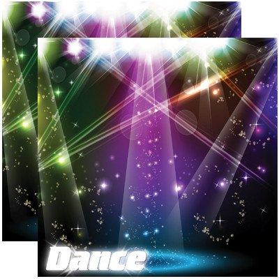 DANCE 12X12 PAPER