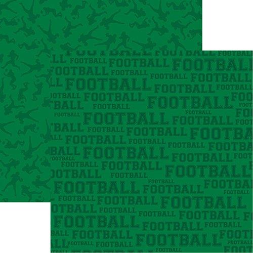 FOOTBALL 12X12 PAPER