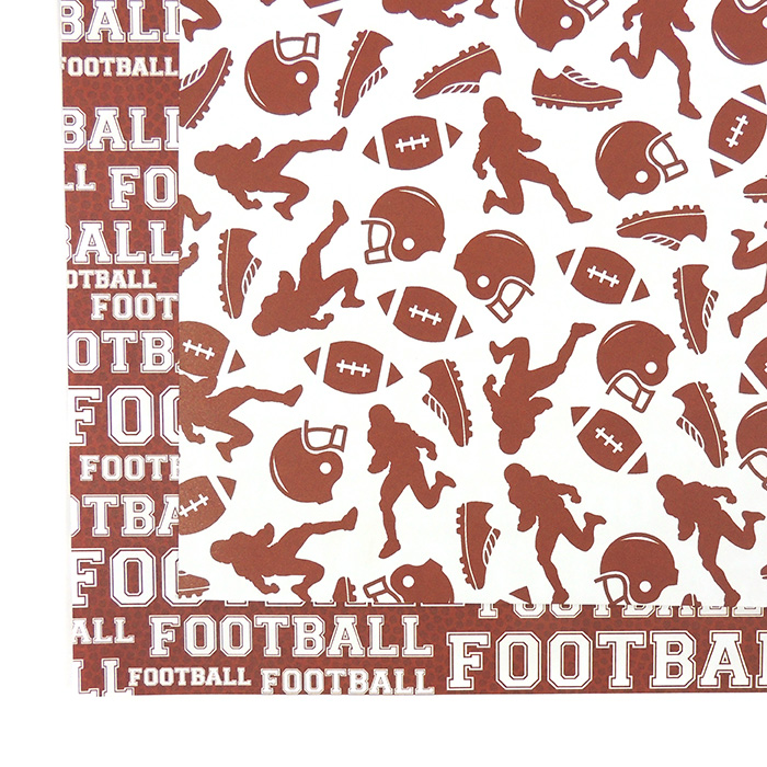 ARE YOU READY FOR SOME FOOTBALL? 12X12