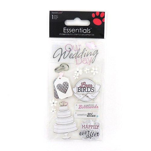 WEDDING ESSENTIALS STICKERS