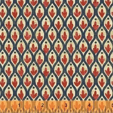 Kashmir by Windham Fabrics 42373-1