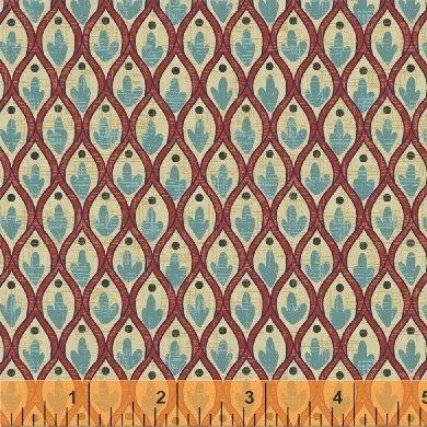 Kashmir by Windham Fabrics 42373-4