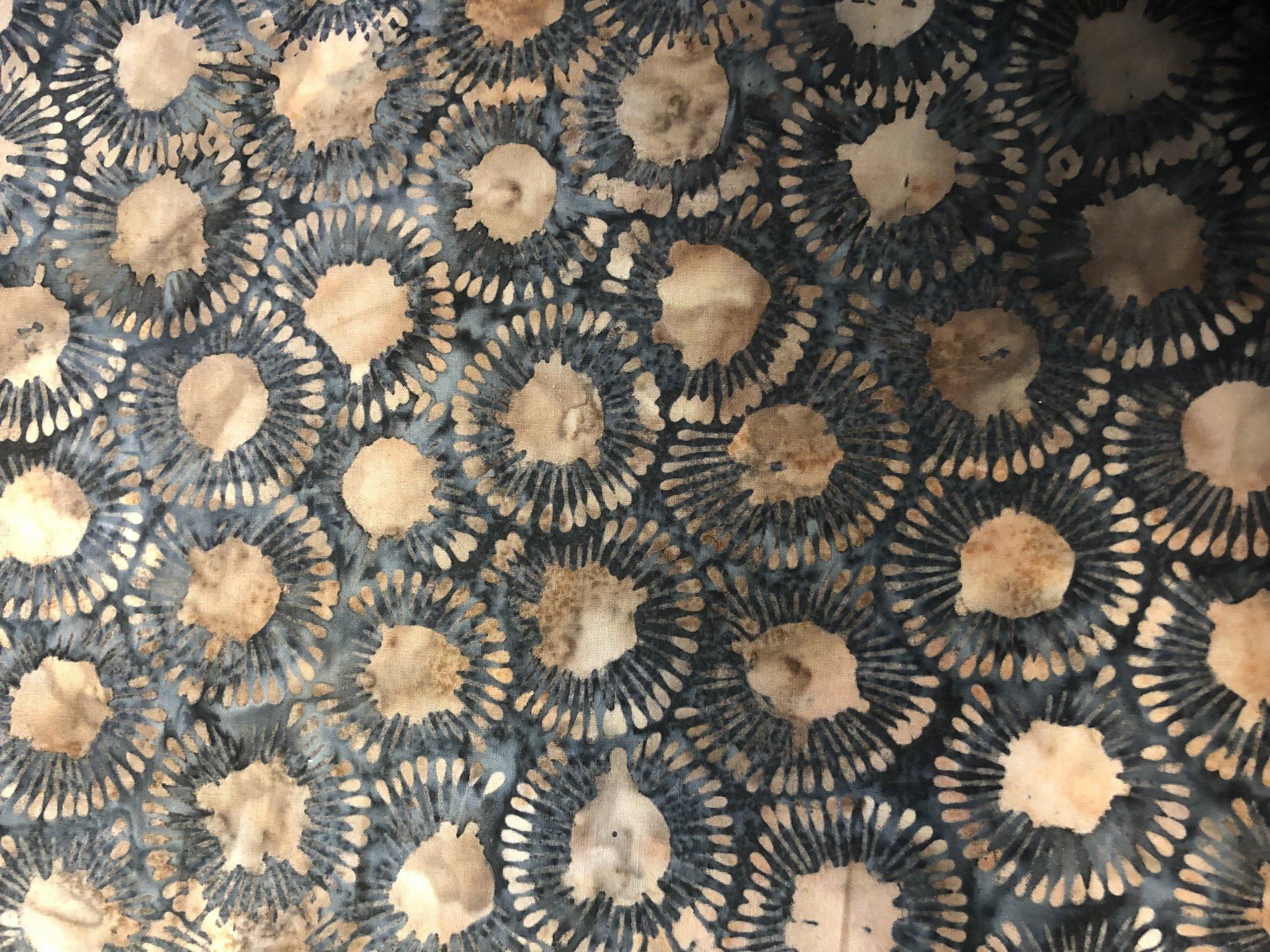 Granite Batik by Hoffman