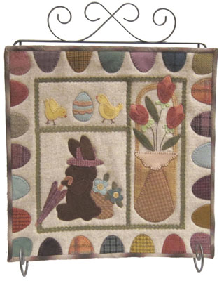 Easter Parade  Kit by Lilly Anna Stitches