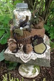 Plump Wooly Acorns Kit by Wooden Spool Designs