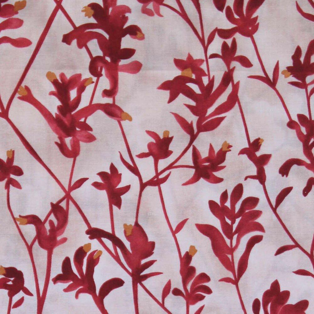 Kangaroo Paw Red by M & S Textiles