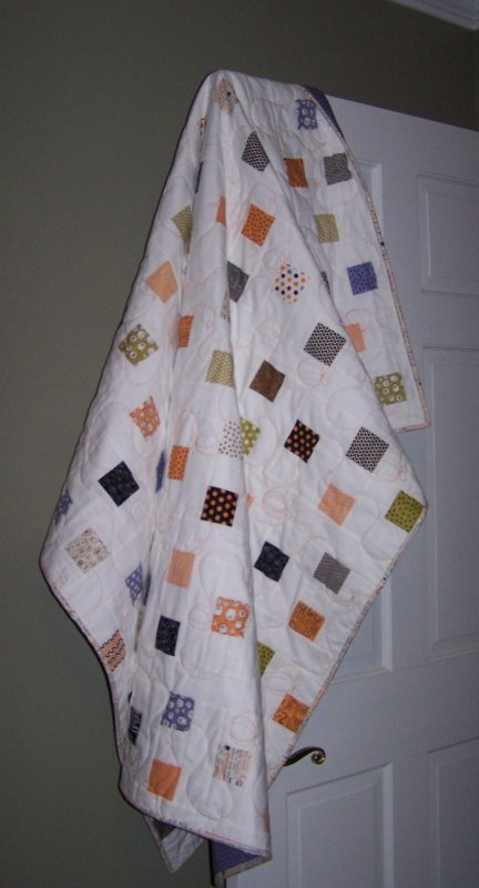 Boo Crew Wiggly Whimsey QUILT