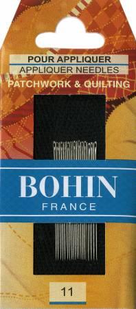Bohin Applique Needles Size 11