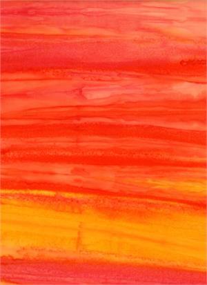 Sunset Ombre Batik