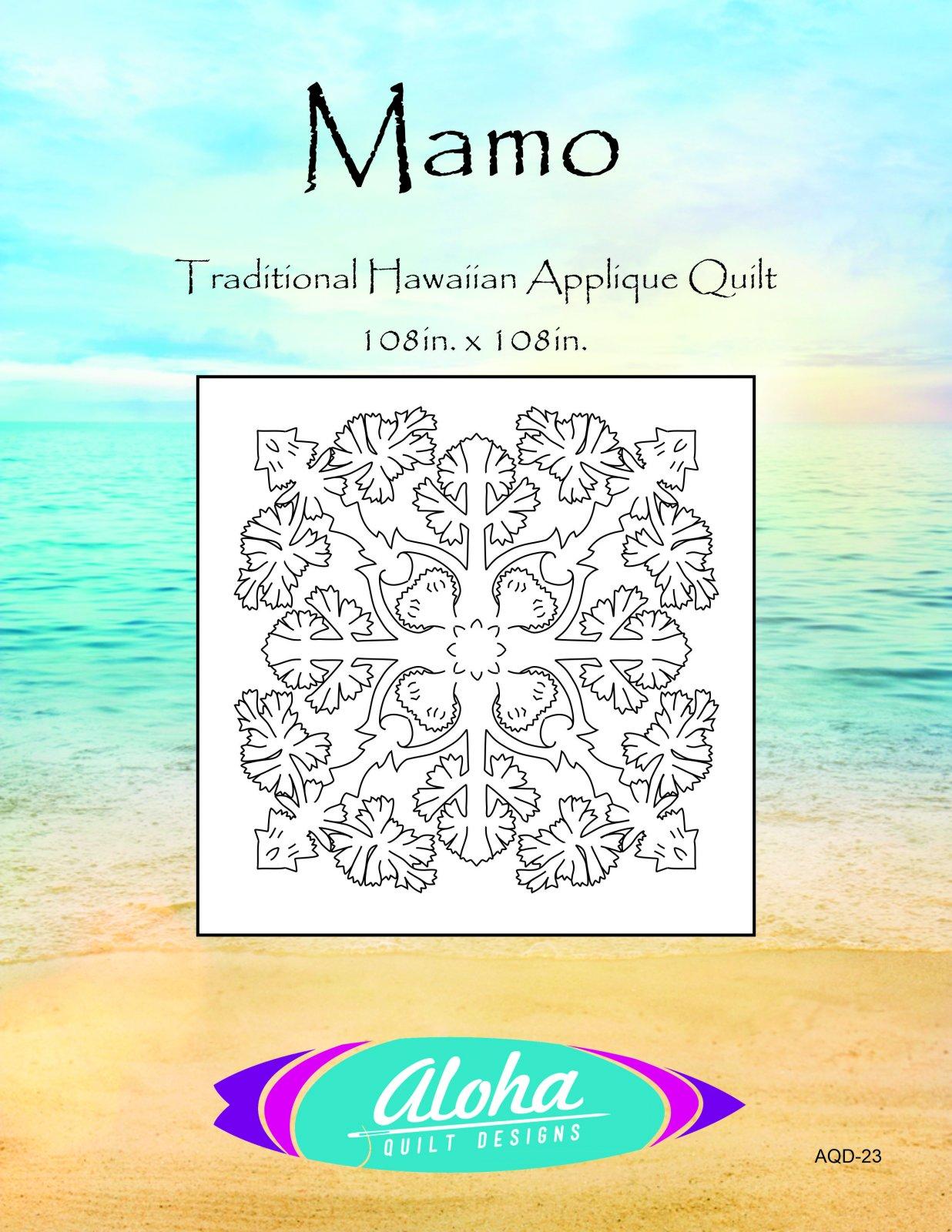 Mamo Hawaiian Quilt