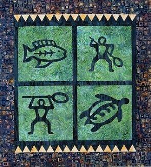 Paddler's Petroglyphs