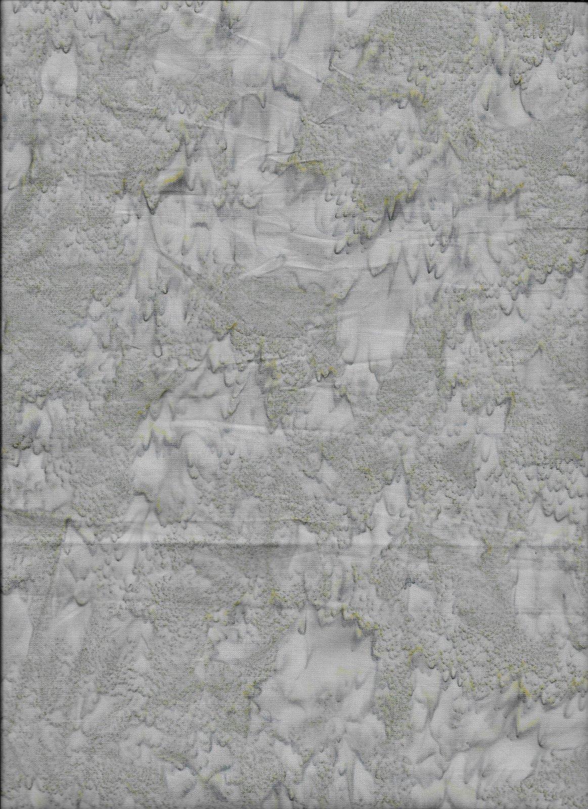 Light Grey Batik