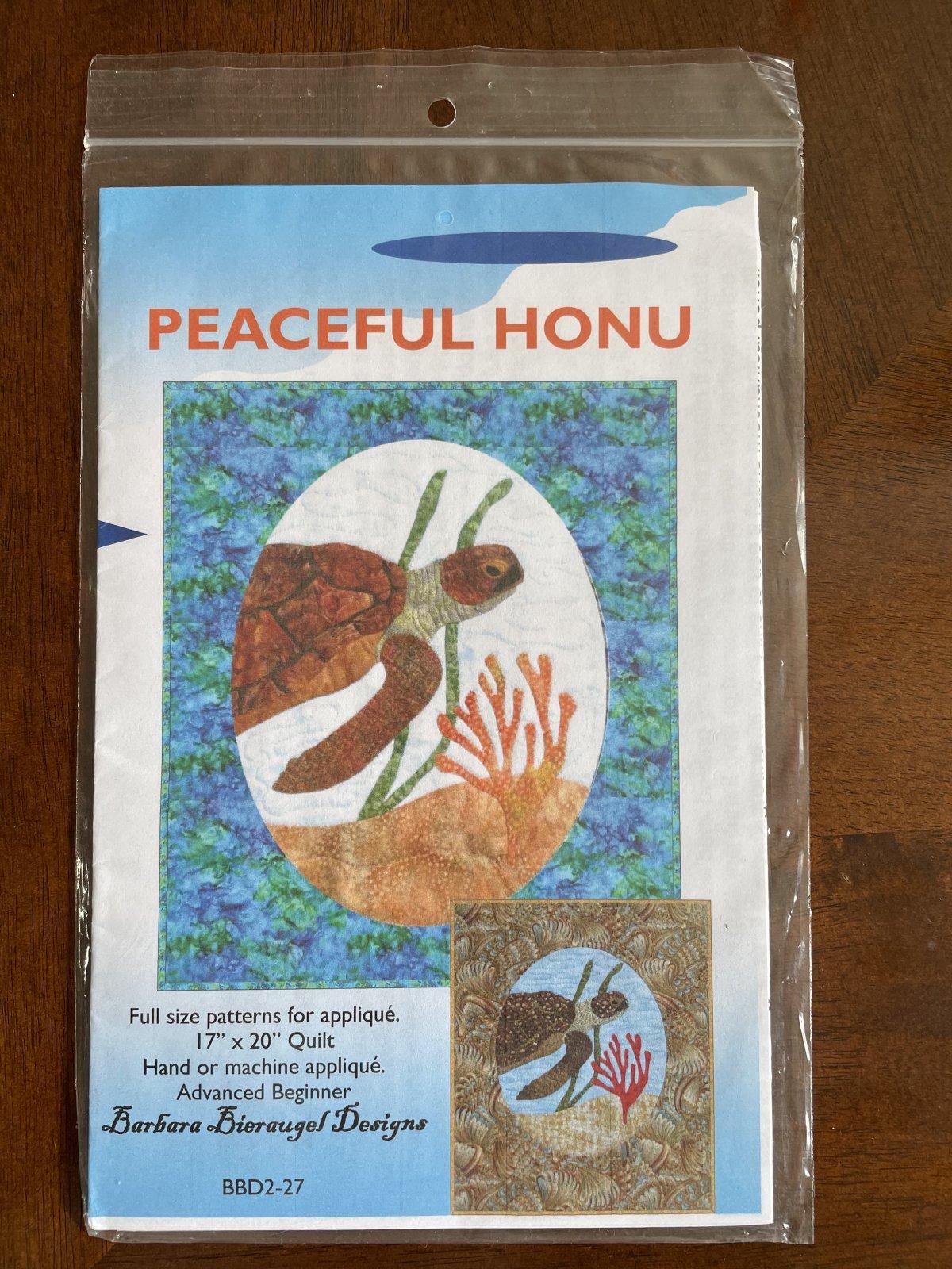 Peaceful Honu