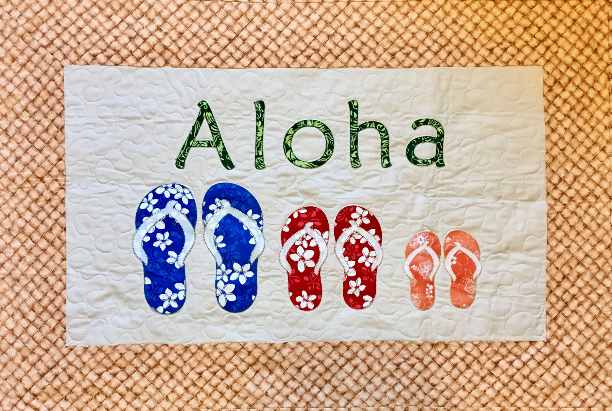 Aloha Mat Pre-cut Kit